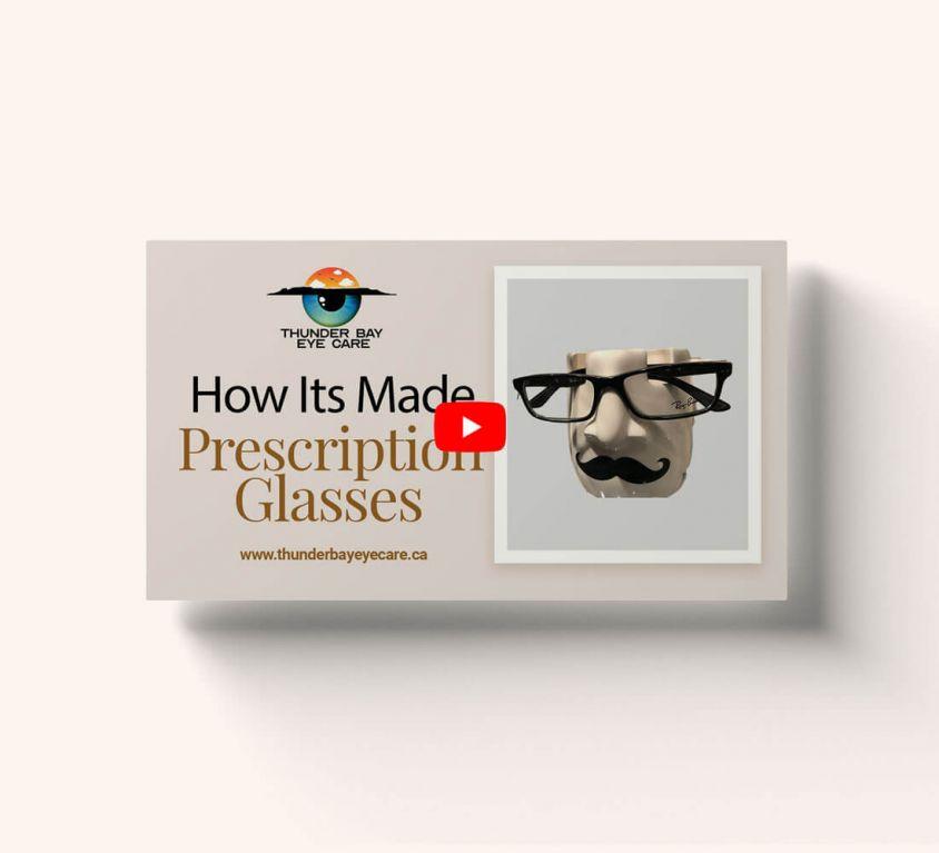 How Prescription Glasses are made